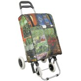 Insulated Shopping's Tote on 4 Wheels