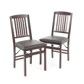 Triena Mission Back Side Chair Set