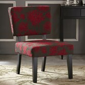 Taylor Fabric Slipper Chair