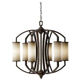 Logan 6 Light Chandelier