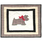 Scottie Toss Pillow