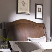 New Generation Low Profile Sleigh Headboard