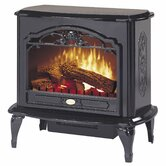 Black Celeste Electric Stove