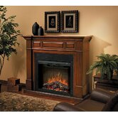 Newport Traditional Electric Fireplace