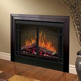 Electraflame Black Decorative Raised Profile Trim