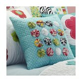 Abby / Jane Yo Yo Decorative Pillow
