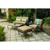 Old Gate Deep Seating Group with Cushions
