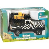Truck Safari Adventure