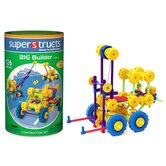 Big Builder Building 126 Piece Set