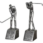 Practice Shot Bookends (Set of 2)