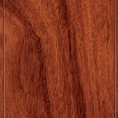 High Gloss 10mm Click Lock Santos Mahogany Laminate with Underlayment