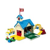Pretend and Play School House