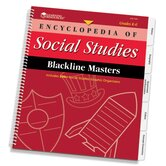 Encyclopedia of Social Studies Blackline Master
