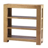 Block Small Bookcase in Natural Matured Oak