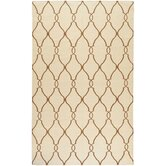 Fallon Ivory/Golden Brown Rug