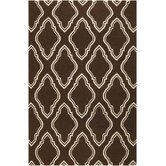 Fallon Chocolate/Cream Rug
