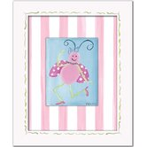 Little Ladies Little Lady Framed Giclee Wall Art