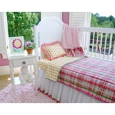 Little Lady Toddler Coverlet and Pillow