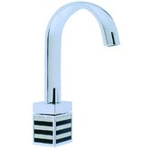 Bio Single Hole Bathroom Sink Faucet Less Handles