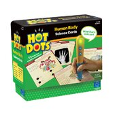Hot Dots Science Set Human Body