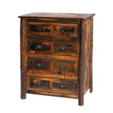 Fireside Lodge Dressers & Chests