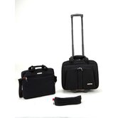 Rockland Black Luggage