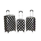 Laguna Beach 3 Piece Upright Luggage Set
