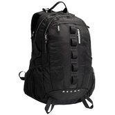 Recon Laptop Day Pack in Black