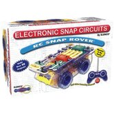 RC Snap Rover Board Game