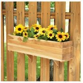 7.75&quot; Rectangular Window Box Planter