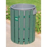 32 Gal. Trash Receptacle
