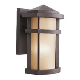 Lantana Outdoor Wall Lantern in Architectual Bronze