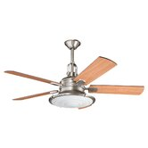 "52"" Kittery Point 4 Blade Ceiling Fan"