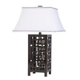Westwood Fretwork One Light Table Lamp
