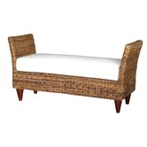 Francis Abaca Fiber Bench