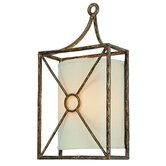 Maidstone  Wall Sconce in Bronze Leaf