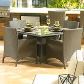 North Cape Wicker Dining Sets