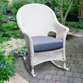 Naples Rocker with Cushion