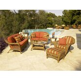 Port Royal Deep Seating Group with Cushions