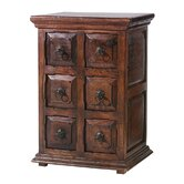 Durbar CD Multimedia Cabinet with Library Style Drawers