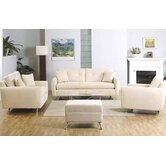 Slim 3 pc. Living Room Set
