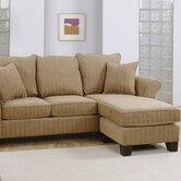 Calypso Sofa Chaise 3 pc. Living Room Set