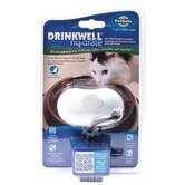 Drinkwell Hy-Drate H2O Cat Filtration System in White