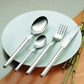 Mono Oval 20 Piece Flatware Set by Peter Raacke