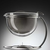 Mono Filio Small Teapot with Integrated Warmer by Tassilo von Grolman