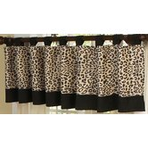 Animal Safari Collection Window Valance