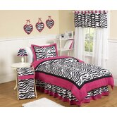 Funky Zebra Kid Bedding Collection