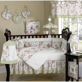 "Riley""s Roses Crib Bedding Collection"