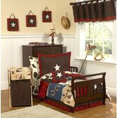 Wild West Cowboy Toddler Bedding Collection
