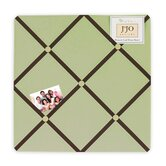 Hotel Green and Brown Collection Memo Board
